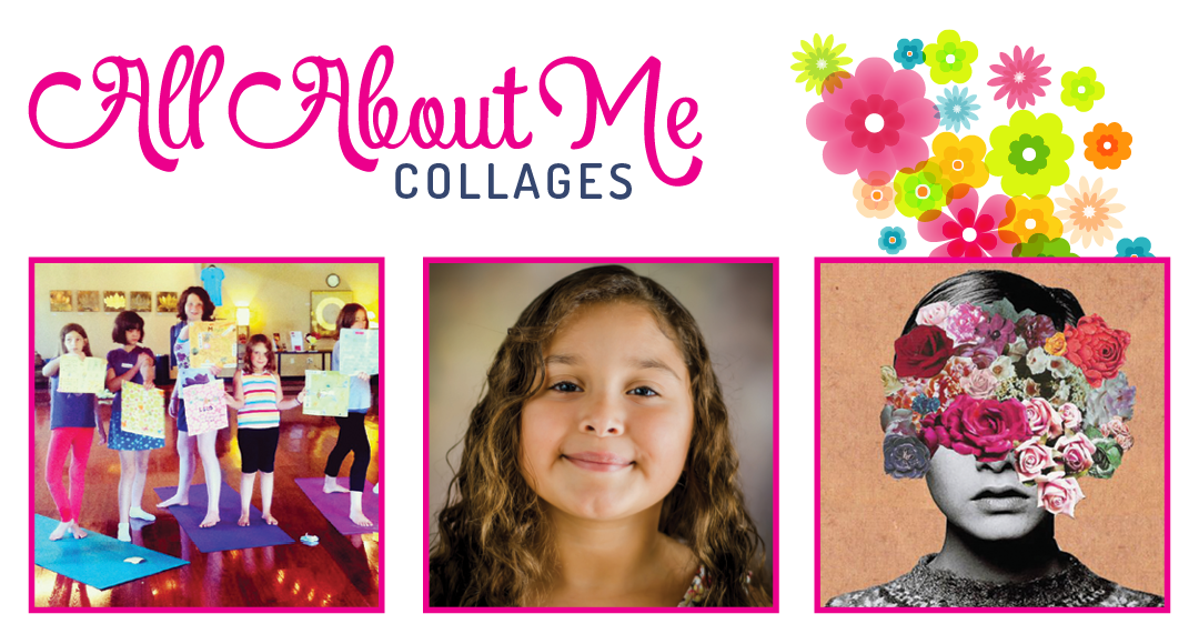 All About Me Collages